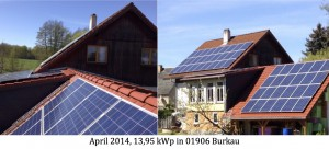 Photovoltaikanlage 01906 Burkau