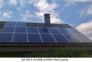 Photovoltaikanlage 04651 Bad Lausick