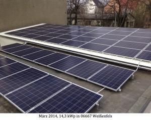 Photovoltaikanlage 06667 Weißenfels