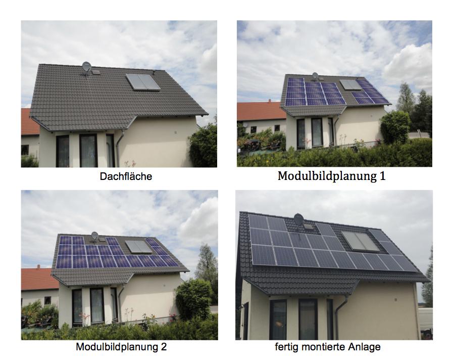 Solaranlagenplanung